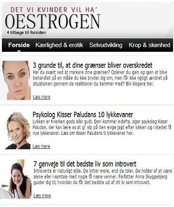 Oestrogen.dk: 3 grunde til at dine grænser bliver overskredet